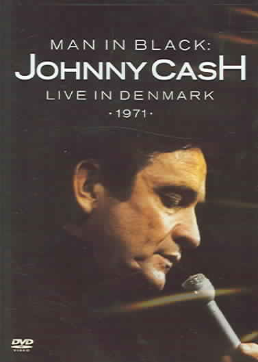 LIVE IN DENMARK:1971 BY CASH,JOHNNY (DVD)